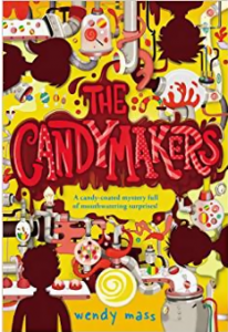 Book cover of The Candymakers.