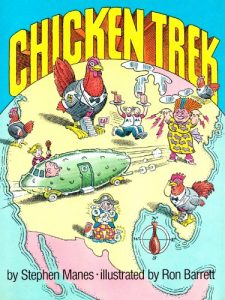 Chicken Trek cover