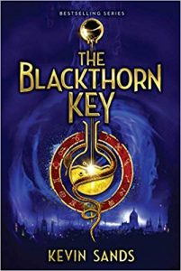 The Blackthorn Key cover