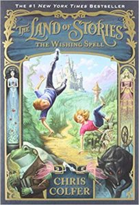The Wishing Spell cover